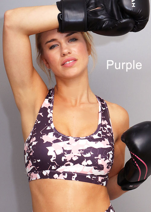 Acai Activewear Berry Sports Bra