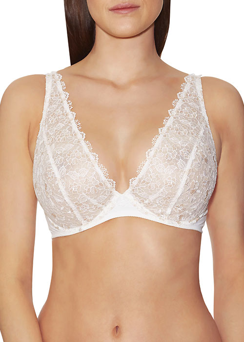 Aubade Secret De Charme Triangle Plunge Bra