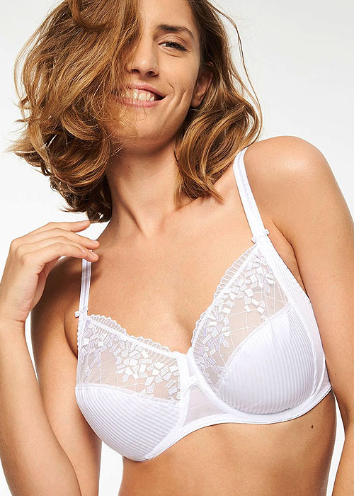 Chantelle Pont Neuf 3 Section Bra