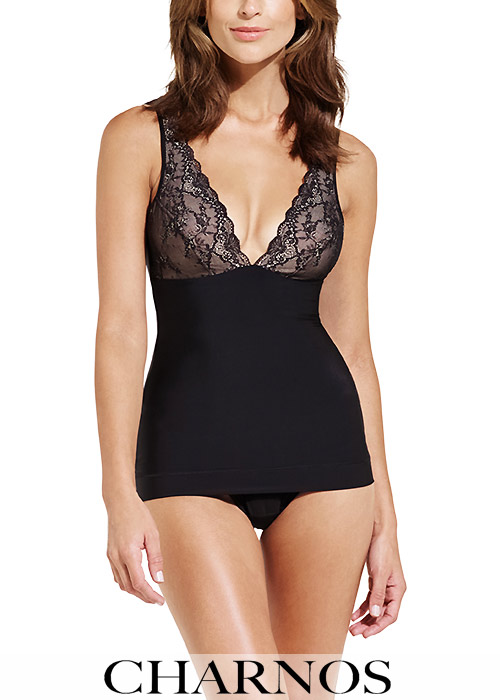 Charnos Firming Camisole With Lace