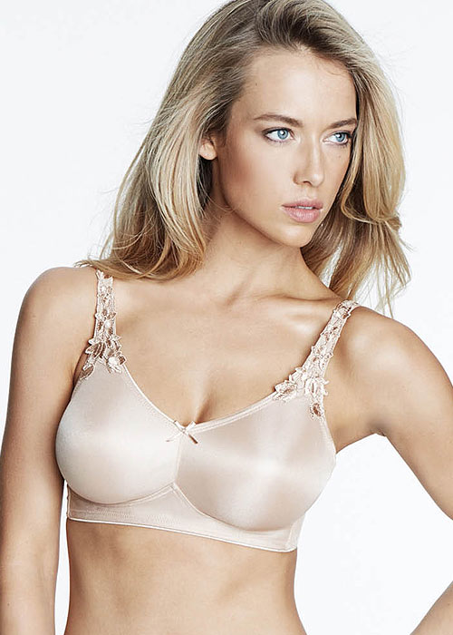 Dominique Jilian Wire Free Minimiser Bra
