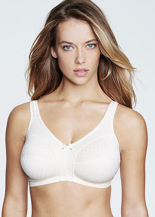 Dominique Marcelle Cotton Soft Cup Comfort Bra