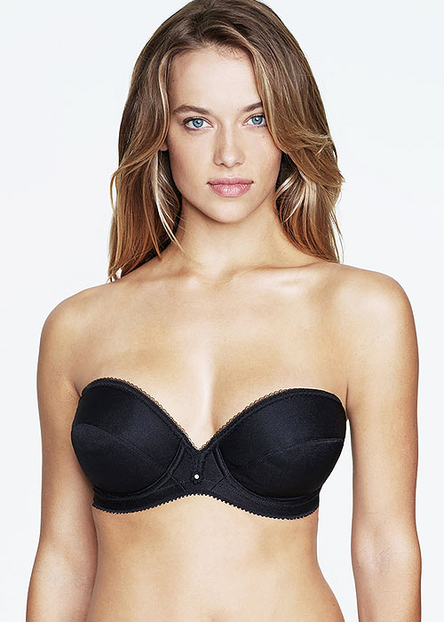 Dominique Margeau Low Plunge Strapless Bra