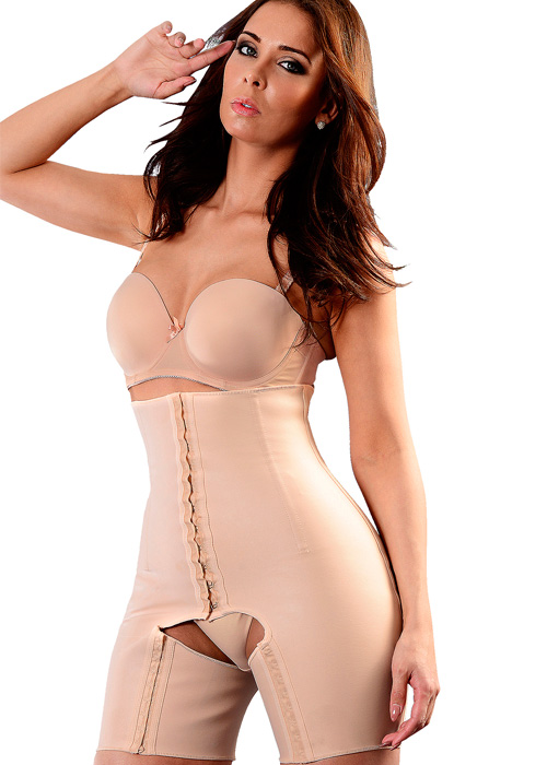 Esbelt Strapless Compression Body Shaper