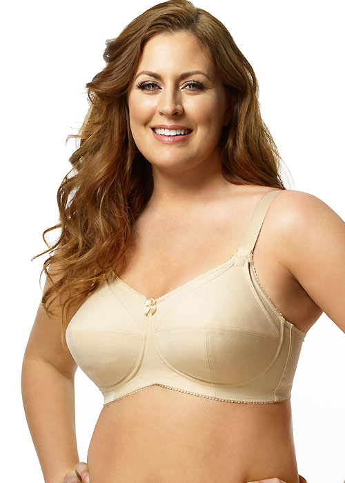 Elila Cotton Nursing Soft Cup Bra
