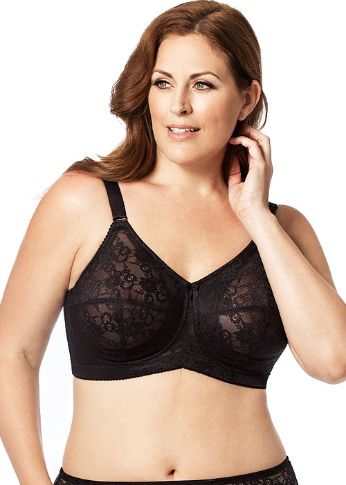 0cfff3d35931e Elila Lace Soft Cup Bra Has Free Shipping At UK Lingerie