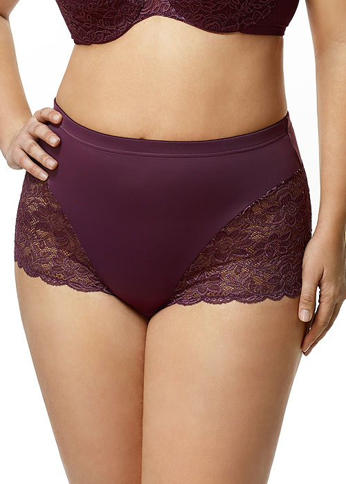 Elila Stretch Lace Cheeky Shortie