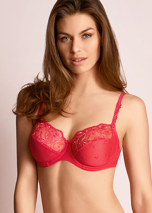 Felina Conturelle Sentiments Melon Underwired Bra