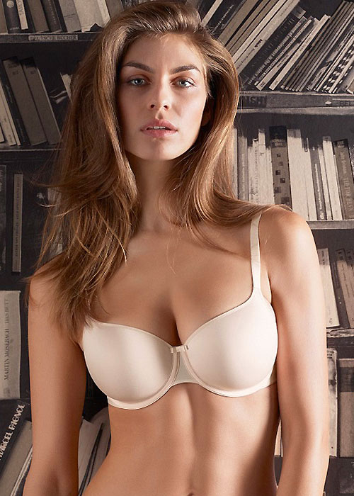 a7c24cdfb3e27 Felina Conturelle Solid Memory Soft Bra Has Free Shipping At UK Lingerie