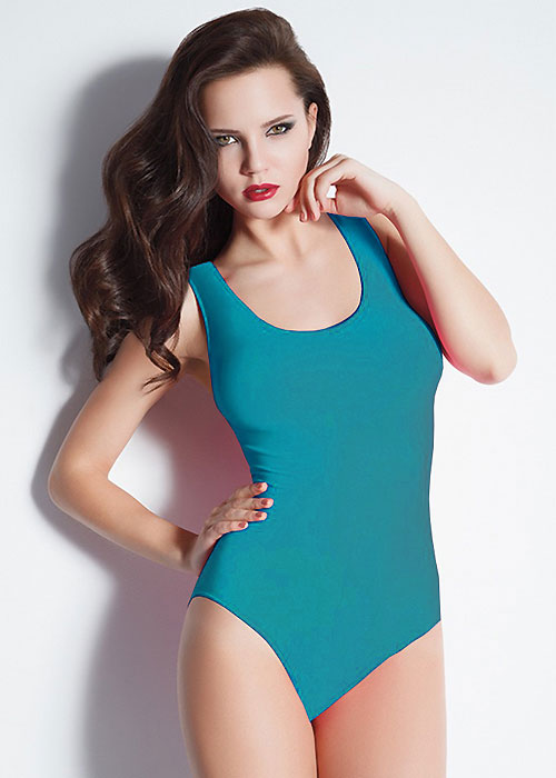 Giulia Seamless Scoop Sleeveless Body