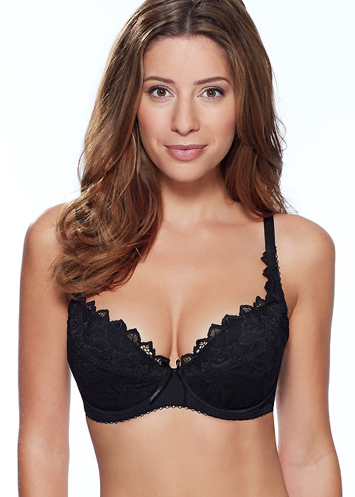 09949fd4215 Lepel Fiore Padded Plunge Bra Has Free Shipping At UK Lingerie