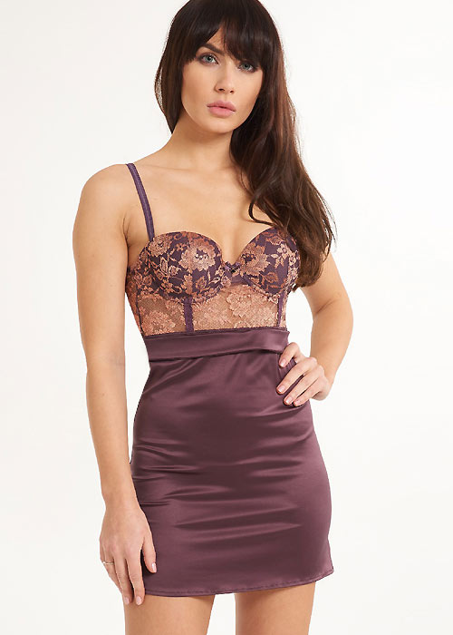 LingaDore Passion Blossom Bra Dress