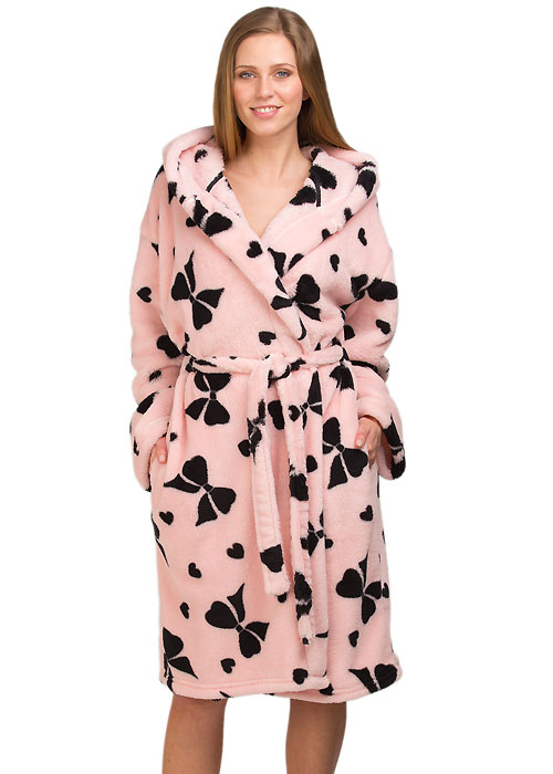 La Marquise Bow Embrace Robe