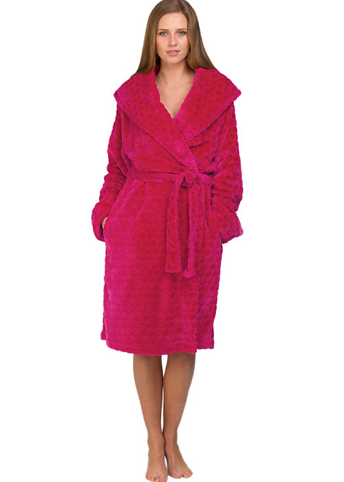 La Marquise Fab In Foam Robe