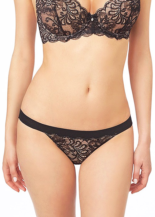 Le Mystere Sophia Lace Bikini Brief