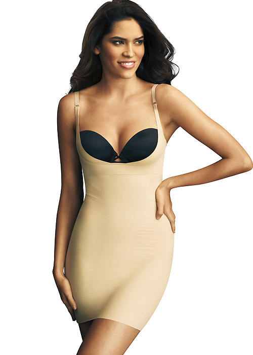 f4483005c405b Maidenform All Over Solutions Sleek Smoothing Wear Your Own Bra Slip Has  Free Shipping At UK Lingerie