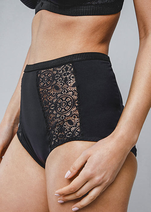 Maison Lejaby Mandala Lace Shaper Brief