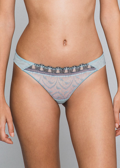 Maison Lejaby Romance Thong Brief