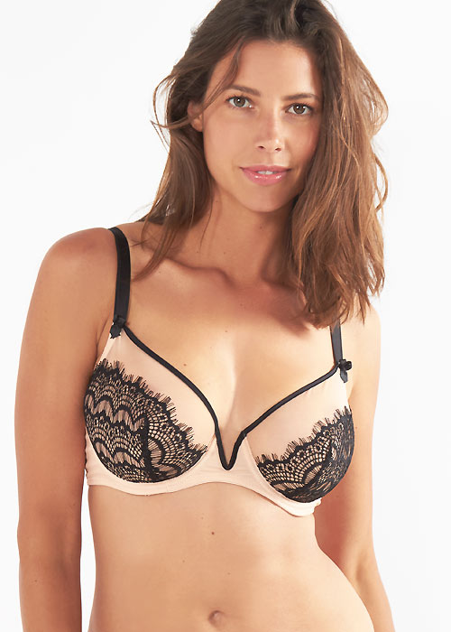 Mimi Holliday Bisou Bisou Zoo Comfort Bra