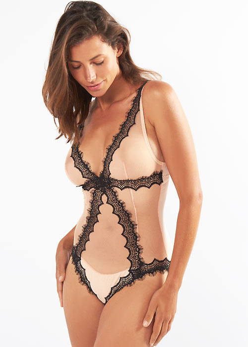 eadb23023e Mimi Holliday Bisou Bisou Zoo Non Underwired Body Has Free Shipping At UK  Lingerie