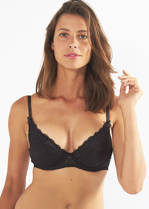 Mimi Holliday Rodeo Fully Padded Super Plunge Bra