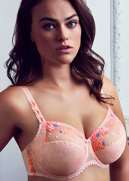 PrimaDonna Madam Butterfly Full Cup Underwired Bra