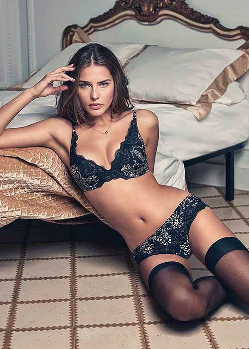 Promise Luxury Nocturno Underwired Bra