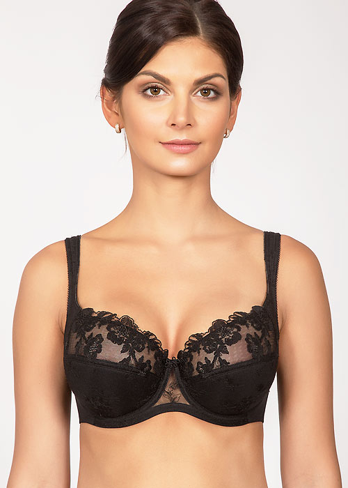 Rosme Black Label Comfort Lace Underwired Bra