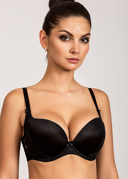 Rosme Black Label Underwired Moulded Bra