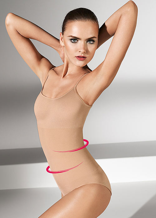 Wolford Opaque Naturel Forming Body