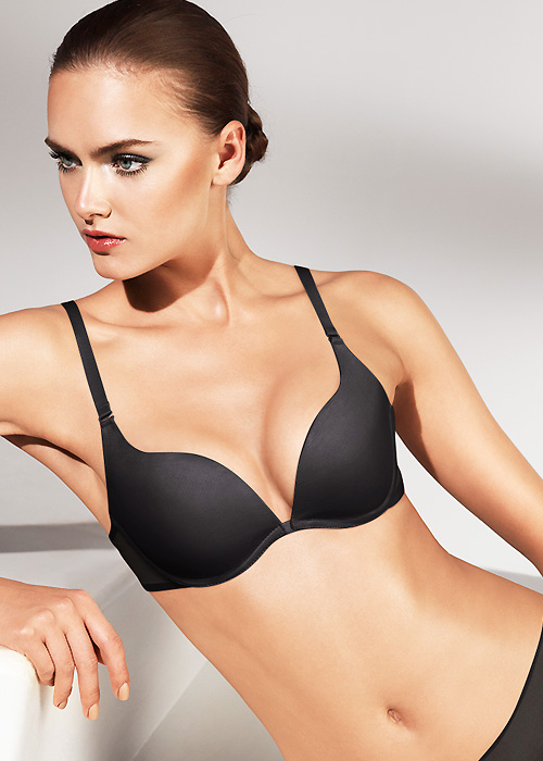 3b52797aa Wolford Sheer Touch Push Up Bra Has Free Shipping At UK Lingerie