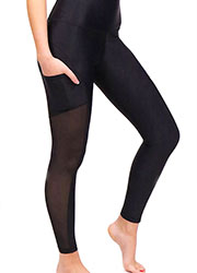 Acai Activewear Little Black Leggings Zoom 3
