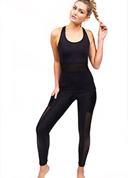 Acai Activewear Little Black Leggings