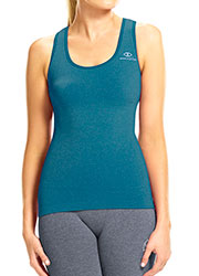 Ambra Active No Sweat Run Tank Top Zoom 3
