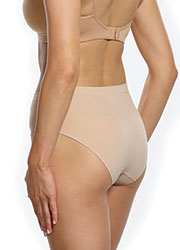 Ambra Body Bare Hi Cut Brief Zoom 2