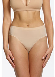 Ambra Body Bare Hi Cut Brief Zoom 1