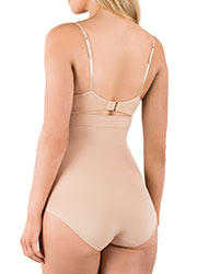 Ambra Powerlite Shapewear Hi Waisted Brief Zoom 2