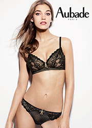 Aubade Art Of Kissing Soft Triangle Bra Zoom 4