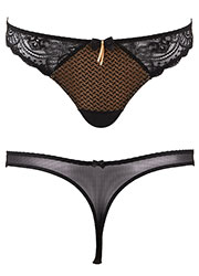 Aubade Art Of Kissing Thong Brief Zoom 3