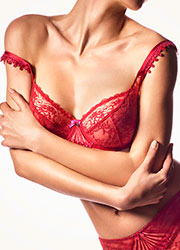 Aubade Ivresse Byzantin Comfort Full Cup Bra Zoom 1