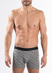 Aubade Mens Parlez-Vous Boxers Two Pair Pack Zoom 1