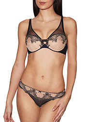 Aubade Passion Nocturne Triangle Plunge Bra Zoom 3