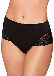 Aubade Wandering Love Italian High Waist Brief Zoom 3