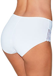Aubade Wandering Love Italian High Waist Brief Zoom 2