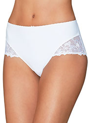 Aubade Wandering Love Italian High Waist Brief Zoom 1