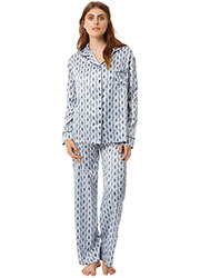Bluebella Roma Shirt And Trousers Set Zoom 2