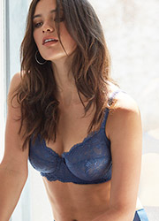 Blush Harlow Full Coverage Underwired Bra Zoom 1