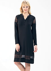 Blackspade Blackout Nightdress