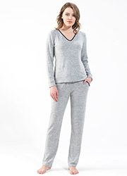 Blackspade Supersoft Long Pyjama Set Zoom 1
