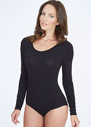 Charnos Second Skin Long Sleeve Body Zoom 2